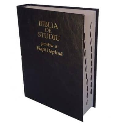 biblie studiu